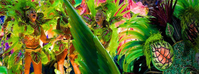 Carnaval de Cádiz y Sevilla