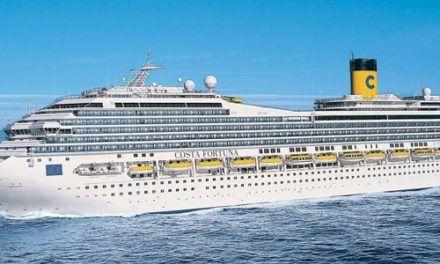 Crucero del Mediterráneo
